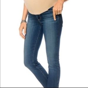 🎉HP🎉 Paige Verdugo Ankle Skinny Maternity Jeans